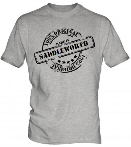 Standard Saddleworth T-shirt