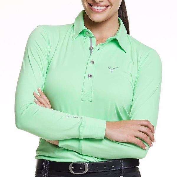 Women's L/S Technimild Polo