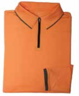 Men's Technimild Active Zip Polo