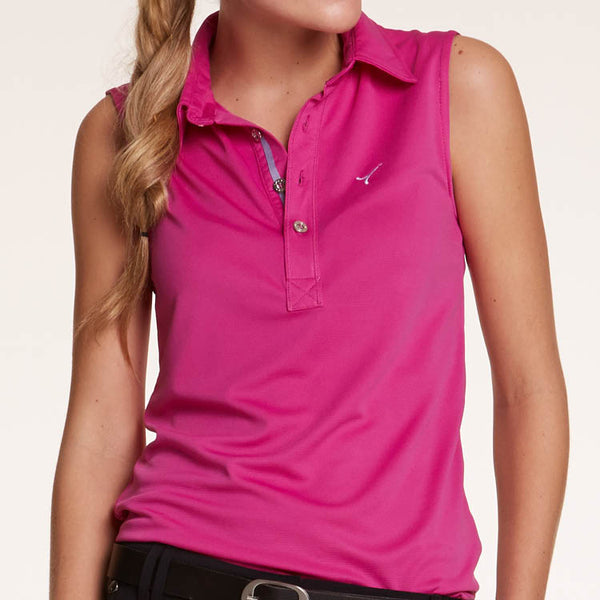 Women's Pro Zero Sleeveless Polo
