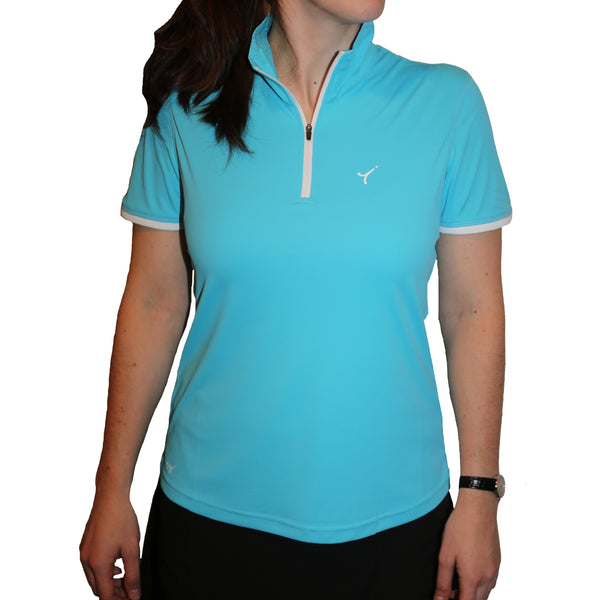 Women's S/S Active Pro Zero Polo