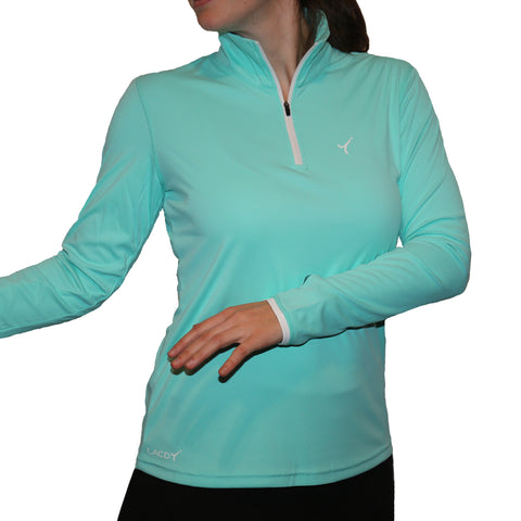 Women's L/S Active Pro Zero Polo