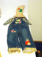 Boys Scarecrow Costume Baby Infant Kids Hat ONLY