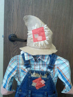 Boys Scarecrow Costume Baby Infant Kids Includes Hat