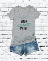 Custom Print Women's Tees for Alana