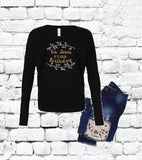 Go Jesus It's Your Birthday Graphic Tee Beautiful Christmas Shirt Holiday Graphic Tee Raglan Long Sleeve