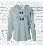 Custom Hoodie Custom Hooded Sweatshirt Long Sleeve Kangaroo Jacket Unisex Sponge Fleece Pullover Hoodie