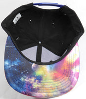 Price and Princess Kids Youth Flat Bill Black Hat Snapback Childs Size Galaxy