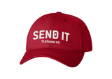 BASEBALL HAT - RED