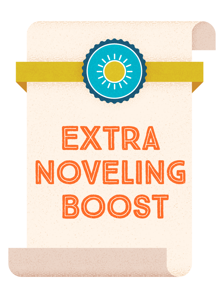 Extra Noveling Boost
