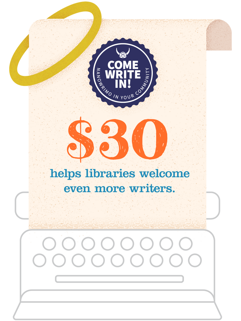 Support Come Write In