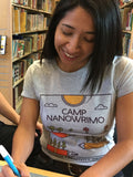 "Camp NaNoWriMo 2016 ""Creativity Garden"" Shirt"