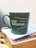 "Camp NaNoWriMo 2018 ""Flashlight"" Mug"