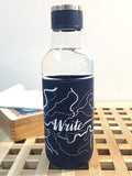"Camp NaNoWriMo ""Write"" Water Bottle"