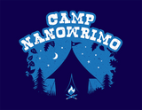 Camp NaNoWriMo Logo Shirt