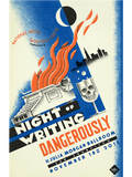 Night of Writing Dangerously 2018