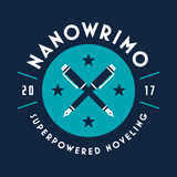 "NaNoWriMo 2017 ""Superpowered Noveling"" Shirt"