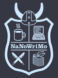 NaNoWriMo Logo Long-Sleeve Shirt