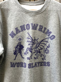 "NaNoWriMo ""Word Slayer"" Crewneck"