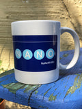 "Camp NaNoWriMo 2021 ""Imagination Station"" Mug"