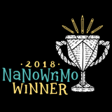 NaNoWriMo 2018 Winner Shirt