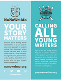 NaNoWriMo Come Write In Kit (Bulk!)