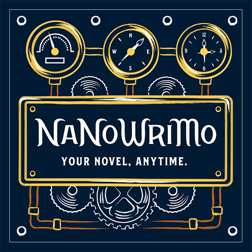NaNoWriMo Come Write In Kit – The NaNoWriMo Store