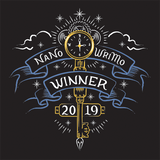 NaNoWriMo 2019 Winner Shirt