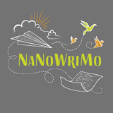 "Camp NaNoWriMo 2020 ""Paper Airplane"" Shirt"