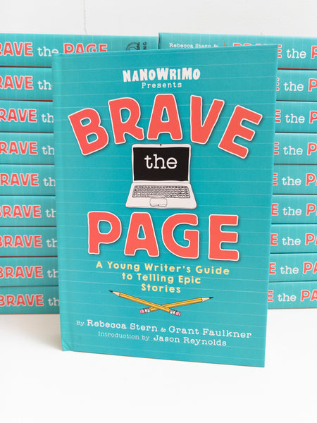 Brave the Page (Autographed)