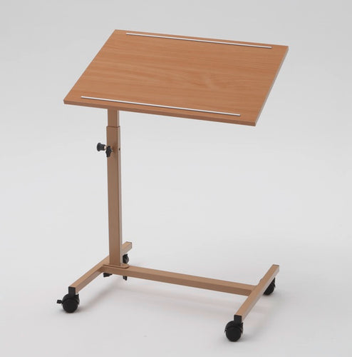NEW - Solo tilting overbed table