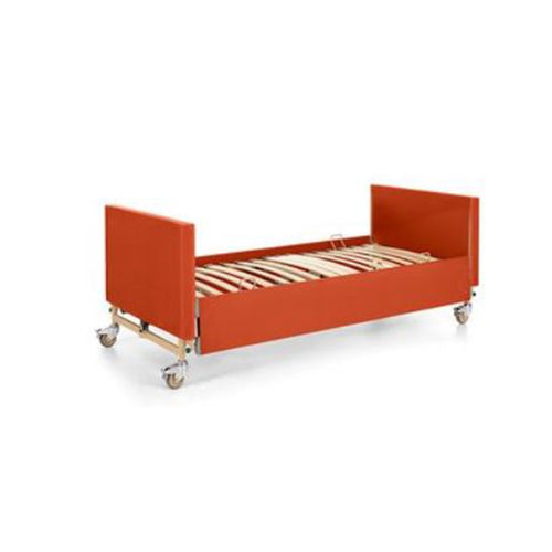 Soft covers (Dali Econ) - head and foot boards + side rails - orange