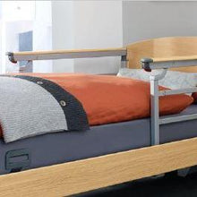 Venta care bed with ¾ side rails on both sides (excluding telescopic extension)