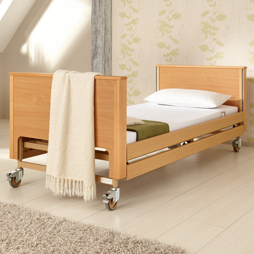 Arminia Low Homecare Bed