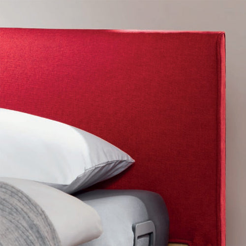 Soft cover for head and foot board  - red (Venta)