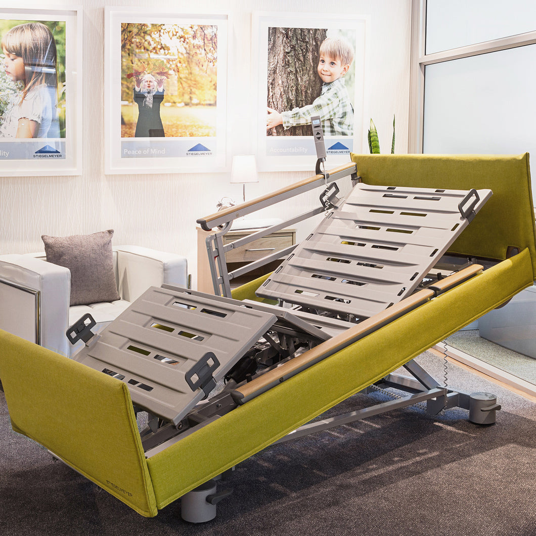 Stiegelmeyer Venta care bed