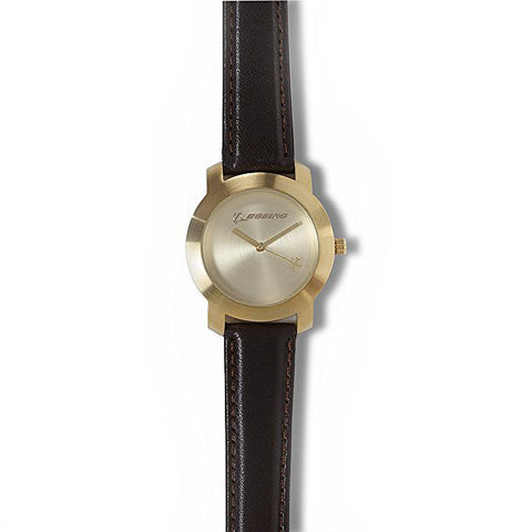 Boeing Rotating Airplane Watch, Ladies' Gold