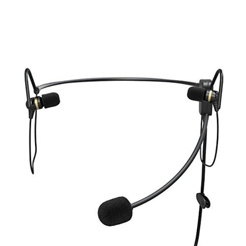 FARO AIR In-Ear Aviation Headset Premium Pilot Headset - Compare with ClarityAloft