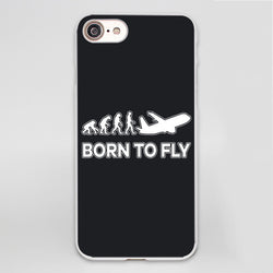 Born To Fly Printed iPhone Cases