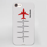 Aviation Heartbeats Designed iPhone Cases