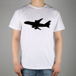 Airbus A380 Silhouette T-Shirts