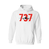 Boeing 737 Designed Hoodies