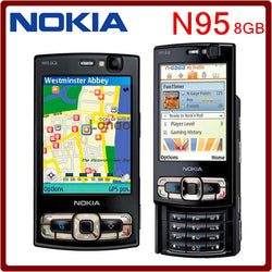 NOKIA N95 8GB Storage Camera 5MP