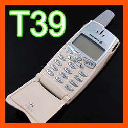 The World's First Bluetooth Phone Original Ericsson T39 Cellphone