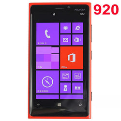 Nokia Lumia 920 Windows Phone ROM 32GB 8.7MP WIFI 3G 4G