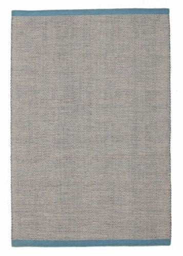 Skandi Blue Colour Wool Rugs Modern Rugs Contemporary Modern Floor Rugs