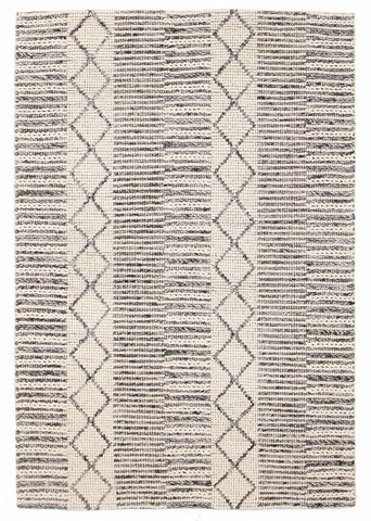 Skandi 316 GREY Colour Wool Rugs Modern Rugs Contemporary Modern Floor Rugs