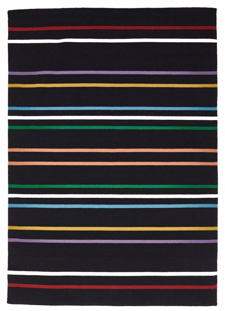 Skandi 306 MULTI Colour Wool Rugs Modern Rugs Contemporary Modern Floor Rugs