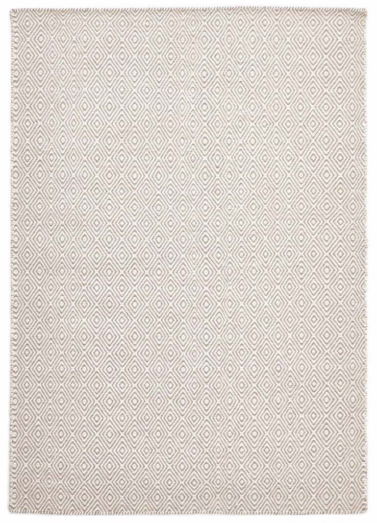 Skandi 304 SIlver Colour Wool Rugs Modern Rugs Contemporary Modern Floor Rugs