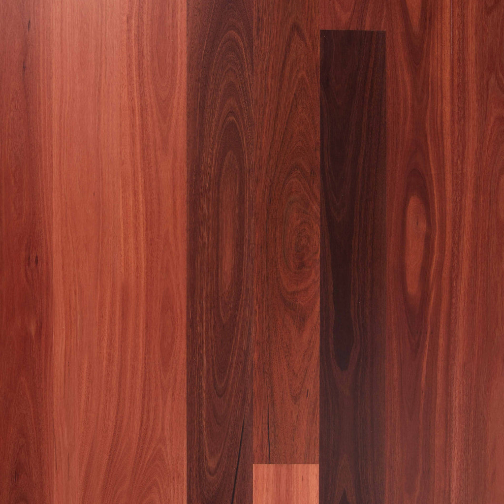 Topdeck Solid Timber Jarrah
